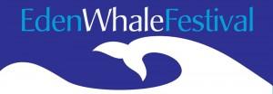 Eden Whale Festival Logo